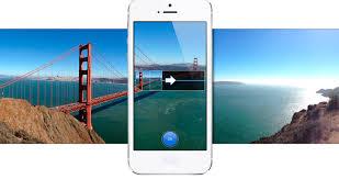 como poner imagenes que se mueven en un video ios7 permite poner fotos panorámicas como fondo de pantalla vídeo