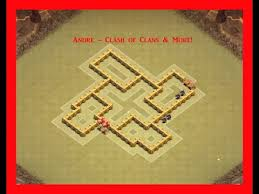 coc village layout level 5 clash of clans best town hall 5 war base design layout defense
