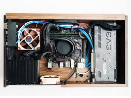 volta v wooden gaming pc review it looks and plays like a