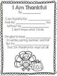 free thanksgiving poem template thanksgiving poems