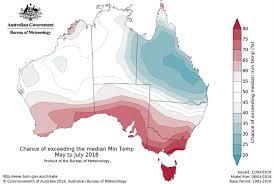 australian bureau meteorology heat waves and weaker winds will keep australia warm for a