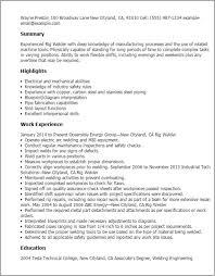 Welding Resume Examples 100 Best Welder Cover Letter Resume Cv Cover Letter Tig