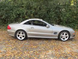 2005 mercedes benz sl500 fort pitt classic cars