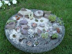 Small Garden Rockery Ideas Small Garden Rockery