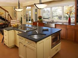 kitchen island designs with cooktop small kitchen island designs