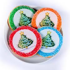 case of 50 wrapped eat u0027n park tree smiley cookies