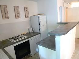 cuisine ouverte avec comptoir bar cuisine americaine comptoir separation cuisine salon comptoir