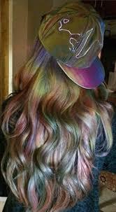 best 25 oil slick hair color ideas on pinterest oil slick hair
