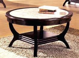 Wood Oval Coffee Table - coffee table with marble top u2013 thelt co