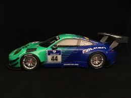 porsche falken porsche 911 gt3 r typ 991 24h nürburgring 2016 n 44 falken 1 18
