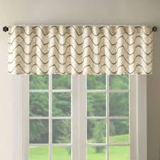 Bed Bath And Beyond Window Valances Buy Madison Park Window Valance From Bed Bath U0026 Beyond