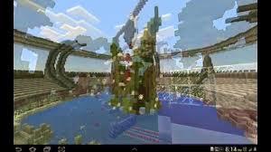 Jurassic World Map by Minecraft Pocket Edition