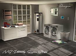 Sims 4 Furniture Sets Ns Utility Room Stuff New Meshes Sims 4 Designs
