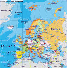 Europe Map Cities by Europe Map Search Results U2022 Mapsof Net