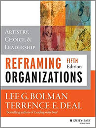 bolman and deal four frames amazon com reframing organizations artistry choice and