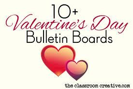 Valentine S Day Classroom Decoration Ideas by Valentine U0027s Day Bulletin Board Ideas