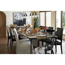 Crate And Barrel Dining Room Sets by Axis Ii 3 Seat 105