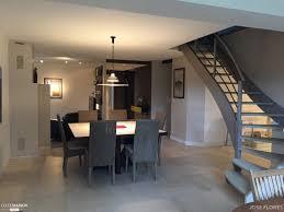 cuisine sejour rénovation totale d 039 un séjour avec cuisine de 100 m2 josé