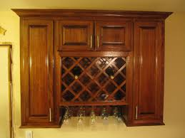 Kitchen Wine Rack Cabinet by Hand Made Wine Rack Cabinet By Cross Cut Construction U0026 Custom