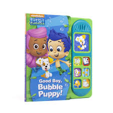 nickelodeon bubble guppies good boy bubble puppy sound board