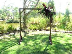 wedding arches adelaide timber arch to hire for events and weddings in the barossa and