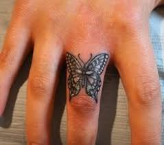 butterfly finger designs ideas and meaning tattoos for you