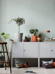 Kitchenette Pour Studio Ikea Lixhult Skåp I Metall Har Små Fina Proportioner Och Tar Inte Stor