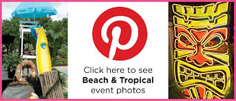 Tropical Themed Party Decorations - tropical theme party decorations
