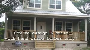 100 how to build a house frame how much to build your own