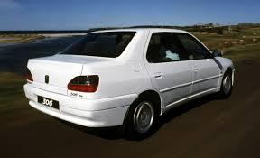 peugeot 101 car peugeot 306 sedan au spec u00271997 u20132001