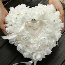 ring holder for wedding favor heart shaped wedding ring box ring bearer gift holder decor