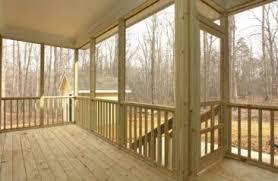 Backyard Screen House by Porches U2013 Stanton Homes