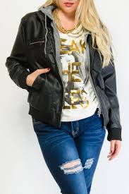 Stylish Plus Size Clothes 138 Best Xxl Images On Pinterest Curvy Fashion Moto Jacket And