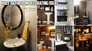 half bathroom decorating ideas daily decor half bathroom decorating ideas