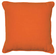 Online Store For Home Decor 40x40cm Orange Cushion Cover Soft Furnishing Cushion Covers