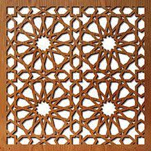 islamic wooden wall 151 best pattern images on geometric designs islamic