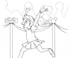 fanzone coloring pages wdw magazine