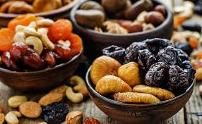 did you know antioxidants in berries and other dried fruits