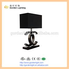 Buy Table Lamps Plated Chrome Finish Modern Chanel C C Table Lamp Buy Chanel C C