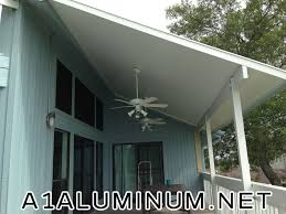 3 u2033 insulated aluminum patio cover on 2nd story in baytown a 1