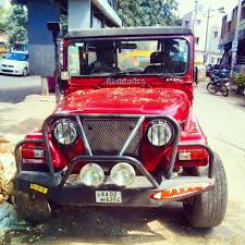 jeep car mahindra my buddy u0027s mahindra thar jeep
