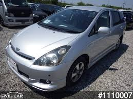 toyota japan used toyota wish from japan car exporter 1110007 giveucar