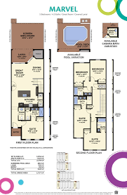 cabana floor plans new 5 bed villa with plunge pool near theme parks u2013 floridadigs