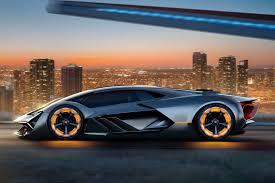 lamborghini inside 2017 official lamborghini terzo millennio full electric concept