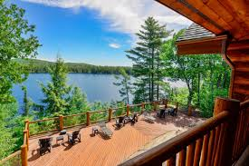 Cottages For Sale Muskoka by 2 7 Million For Luxurious Log Cabin On A Private Huntsville Lake