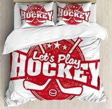 Hockey Bedding Set Buy Hockey Bedding Sets And Get Free Shipping On Aliexpress