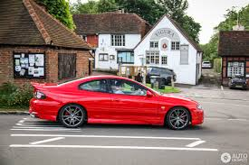 vauxhall red vauxhall monaro vxr 11 july 2016 autogespot