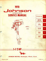 1970 johnson 1 5hp outboard service manual pdf motor oil lubricant