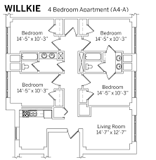 indiana daily student willkie residence center ids housing