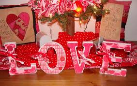 Valentines Day Decor 25 Handmade Home Decorations Cheap Ideas For Valentines Day
